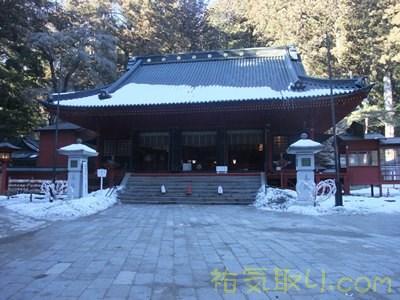 日光二荒山神社37