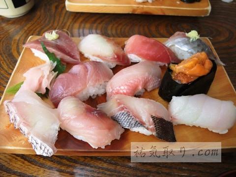 静岡県下田市 海鮮料理「下田大漁」 (祐気取りグルメ)
