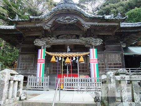 白濱神社  [伊古奈比咩命神社]  ★★★★