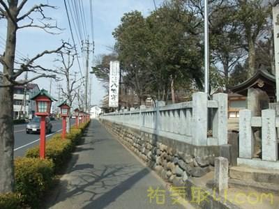 下野國一社八幡宮5