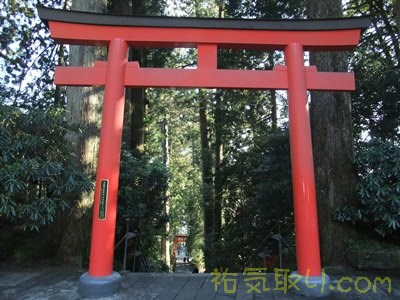 箱根神社61