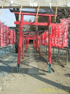門田稲荷神社3