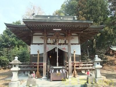 門田稲荷神社 日本三大縁切稲荷