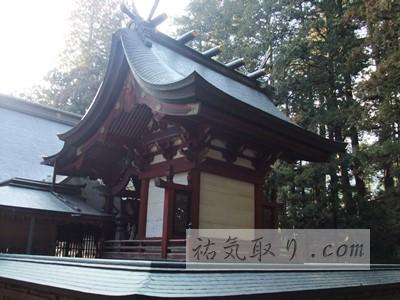 河口浅間神社25