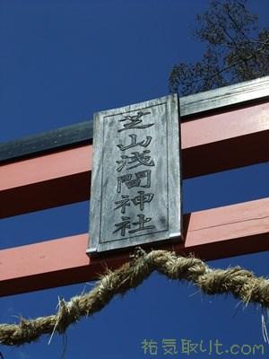 芝山浅間神社5