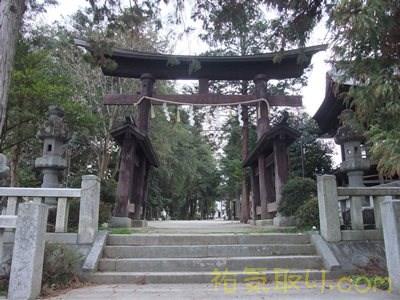 甲斐國一宮浅間神社47