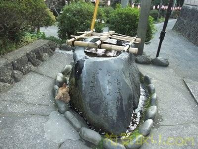 駿河國一之宮富士山本宮浅間神社34