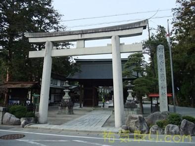 甲斐國一宮浅間神社4