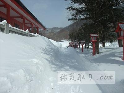 赤城神社(大沼)3