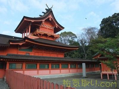駿河國一之宮富士山本宮浅間神社26
