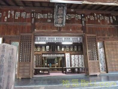 甲斐國一宮浅間神社5