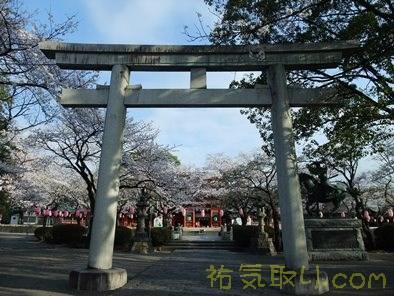 駿河國一之宮富士山本宮浅間神社7