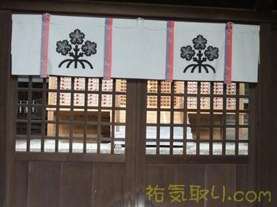 諏訪大社下社秋宮18