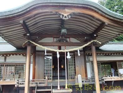 夫婦木神社10