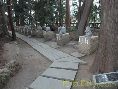 甲斐國一宮浅間神社27