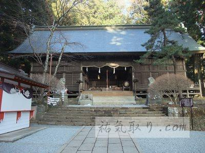 河口浅間神社 その2 ★★★