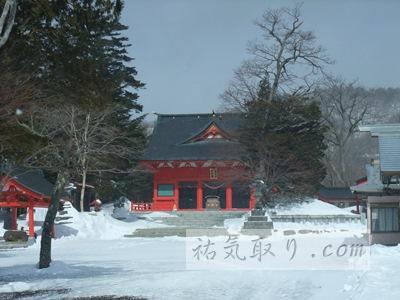 赤城神社(大沼)26