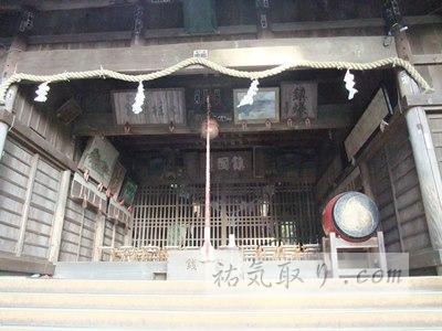 河口浅間神社16