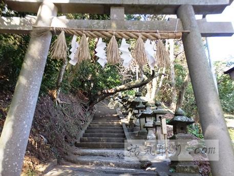 雲見浅間神社の伝承
