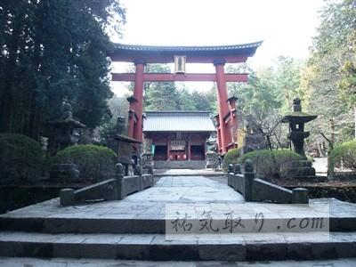 北口本宮富士浅間神社 ★★★★