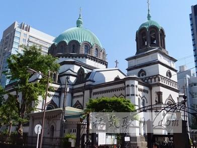 【東京】ニコライ堂  東京復活大聖堂教会(千代田区)★★★★