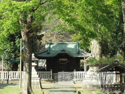 【栃木】八雲神社 下社(足利市)★★