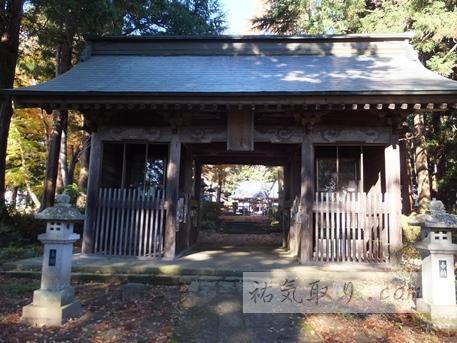 馬場都々古和氣神社37