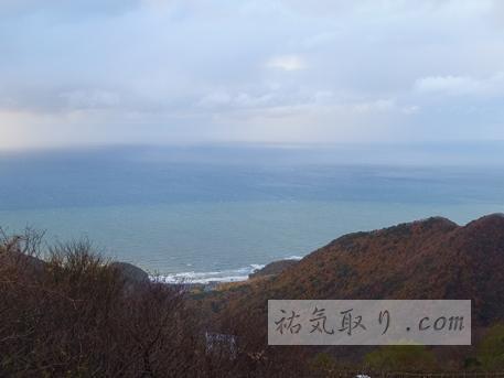 弥彦山10