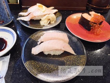 【新潟】「氷見きときと寿し」糸魚川店 祐気取りグルメ
