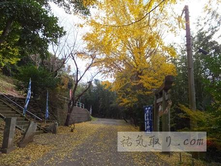 天長男神社2
