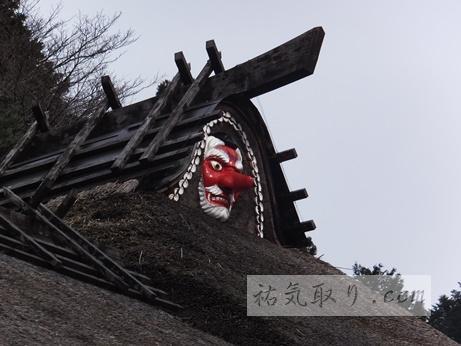 古峯神社2014初詣18