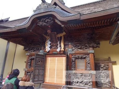 古峯神社2014初詣19