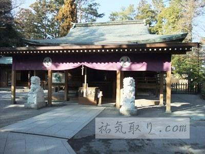 唐沢山神社 [唐沢城跡] ★★★