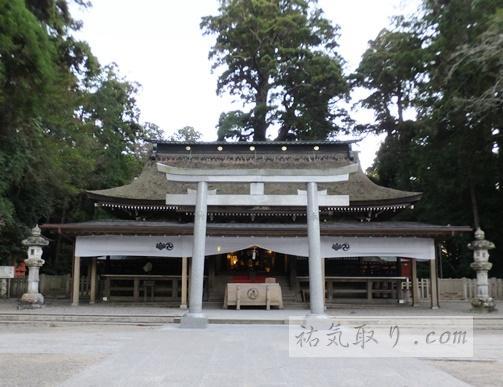 【茨城】常陸國一之宮 鹿島神宮  ★★★★