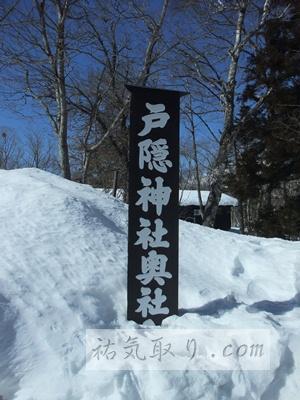 戸隠神社31