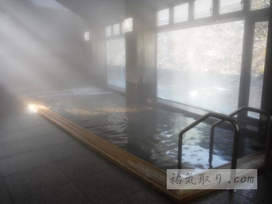 秩父 三峯神社付近の天然温泉と宿