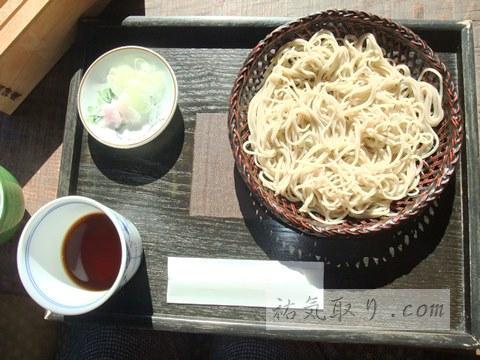 【栃木】蕎麦 蕎遊庵 ★★★