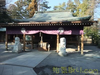 唐沢山神社41
