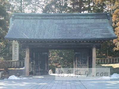 日光輪王寺3