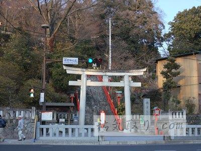 栃木県足利市「織姫神社」の地下水「足利織姫冷水」(お水取り)