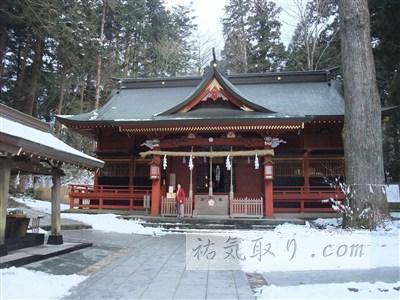 東口本宮冨士浅間神社 ★★★★
