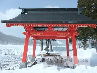 赤城神社(大沼)5