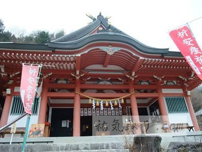【山梨】夫婦木神社 姫の宮  (甲府市) ★★★