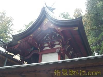 河口浅間神社12
