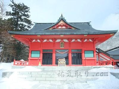 赤城神社 [赤城山]  ★★★