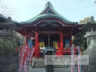 【東京】井の頭公園 弁財天 親の井稲荷大明神 ★★★