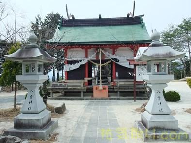 山梨県甲府市 昇仙峡ロープウェイ&八雲神社