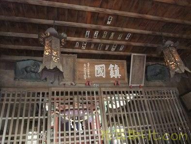 河口浅間神社8