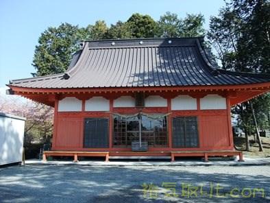 静岡県富士宮市 「芝山浅間神社」