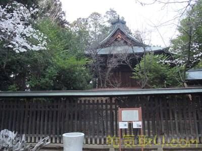 甲斐國一宮浅間神社38